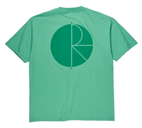 POLAR TEE FILL LOGO Peppermint
