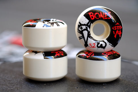 Wheels Bones 52mm