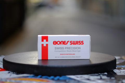 Bearings Bones Swiss
