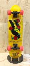 WALLSTREET cruiser Roses yellow 29""