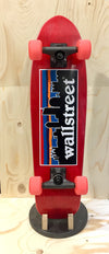 WALLSTREET cruiser skyline red 29""