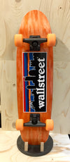 WALLSTREET Cruiser skyline orange 30""