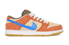 Nike Dunk SB dusty peach / photo blue