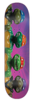 SANTA CRUZ TMNT board figures SLICK 8.5""