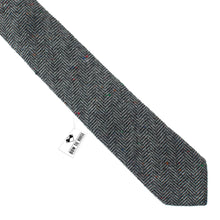 Grey Wool Necktie - Bow Tie House