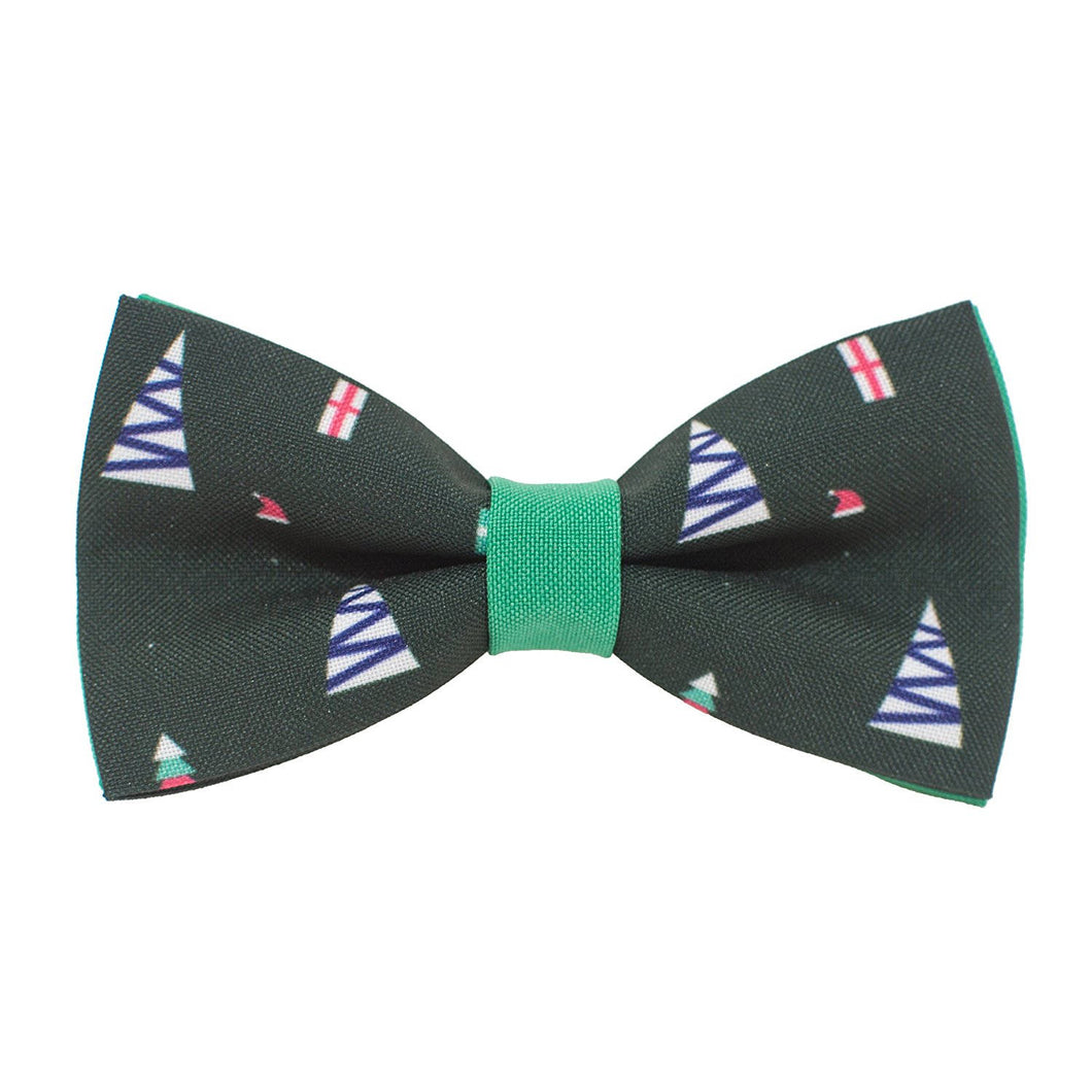 Fir-Tree Green Bow Tie - Bow Tie House