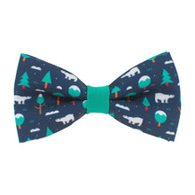 Polar Bear Bow Tie - Bow Tie House