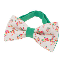 Green Deer Bow Tie - Bow Tie House