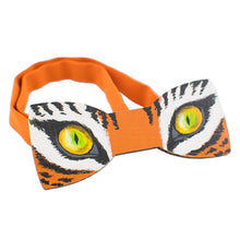 Wooden Tiger Eyes Bow Tie - Bow Tie House