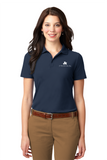 LB5 - Port Authority® Ladies' Stain-Resistant Polo