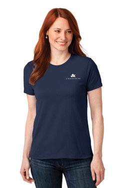 LB3 - Port & Company® Ladies Core Blend Tee