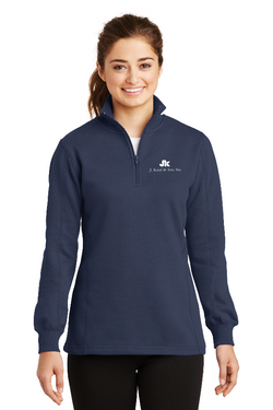 LA1 - Sport-Tek® Ladies 1/4-Zip Sweatshirt