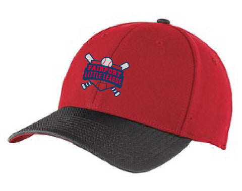 New Era® Ballistic Cap - Red