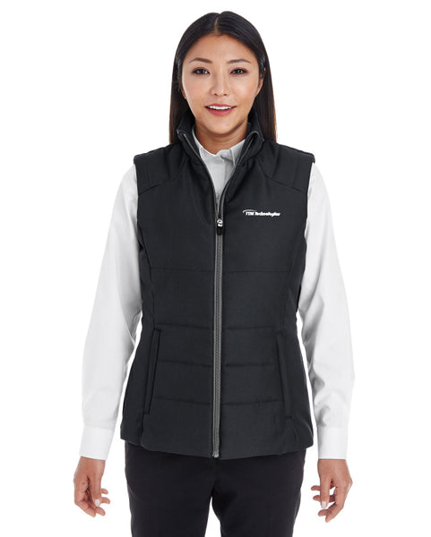 North End Ladies' Engage Interactive Insulated Vest
