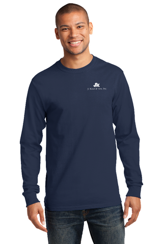 TA4 - Port & Company® - Tall Long Sleeve Essential Tee