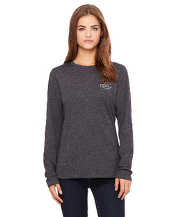 Bella + Canvas Ladies' Relaxed Jersey Long-Sleeve T-Shirt