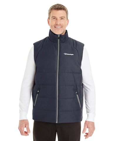 North End Men's Engage Interactive Insulated Vest