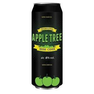 Apple Tree Can 4 for €5.50 - CarryOut Mulhuddart -  - Apple Tree Can 4 for €5.50 - Cider, Home Delivery -  -Carry Out Mulhuddart - Dublin Beer Delivery - Dublin 15 Off Licence - Mulhuddart