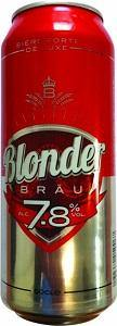 Blonderbrau Forte 500ml   3 for €6.00 - CarryOut Mulhuddart -  - Blonderbrau Forte 500ml   3 for €6.00 - Beer, Home Delivery -  -Carry Out Mulhuddart - Dublin Beer Delivery - Dublin 15 Off Licence - Mulhuddart