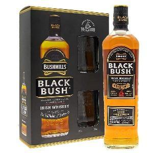 Blackbush Gift Set 700ml - CarryOut Mulhuddart -  - Blackbush Gift Set 700ml - gift, Home Delivery, Spirits, Whiskey -  -Carry Out Mulhuddart - Dublin Beer Delivery - Dublin 15 Off Licence - Mulhuddart