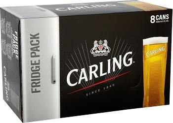 Carling 500 ml 8 Pack carry out off licence tyrrelstown mulhuddart