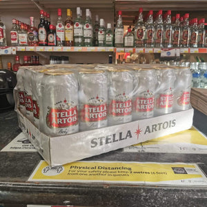 Stella Artois 24 x 500ml Delivered