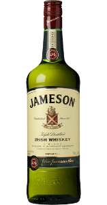 Jameson 1L - CarryOut Mulhuddart -  - Jameson 1L - Home Delivery, Spirits, Whiskey -  -Carry Out Mulhuddart - Dublin Beer Delivery - Dublin 15 Off Licence - Mulhuddart