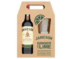 Jameson Gift set 700ml - CarryOut Mulhuddart -  - Jameson Gift set 700ml - gift, Home Delivery, Spirits, Whiskey -  -Carry Out Mulhuddart - Dublin Beer Delivery - Dublin 15 Off Licence - Mulhuddart