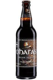 O'Hara Irish Stout carry out off licence tyrrelstown mulhuddart