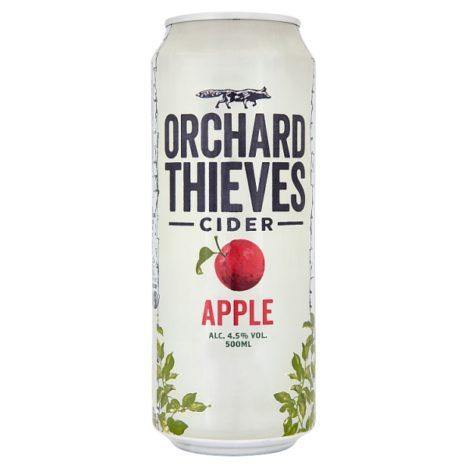 Orchard Thieves 8 Pack €12.00 - CarryOut Mulhuddart -  - Orchard Thieves 8 Pack €12.00 - Cider, Home Delivery -  -Carry Out Mulhuddart - Dublin Beer Delivery - Dublin 15 Off Licence - Mulhuddart