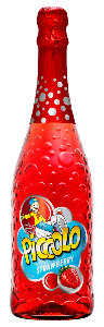 Piccolo - Strawberry - CarryOut Mulhuddart -  - Piccolo - Strawberry - Home Delivery, Low Alcohol, Minerals, sparkling-wines -  -Carry Out Mulhuddart - Dublin Beer Delivery - Dublin 15 Off Licence - Mulhuddart
