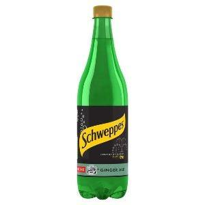 Schwepps Ginger 1L - CarryOut Mulhuddart -  - Schwepps Ginger 1L - Home Delivery, Minerals -  -Carry Out Mulhuddart - Dublin Beer Delivery - Dublin 15 Off Licence - Mulhuddart