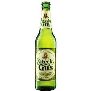 Zatecky Gus 500ml carry out off licence tyrrelstown mulhuddart