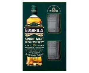 Bushmills 10yo Malt Whiskey 700ml