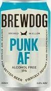 Brewdog Punk AF - CarryOut Mulhuddart -  - Brewdog Punk AF - Home Delivery, Low Alcohol -  -Carry Out Mulhuddart - Dublin Beer Delivery - Dublin 15 Off Licence - Mulhuddart