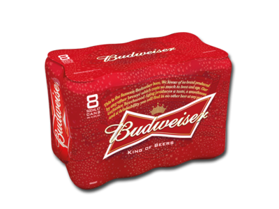 Budweiser 8 pack , 8 pack , beer , can  ,carry out mulhuddart, mulhuddart off licence,mulhuddart, carryout d15, carry out off licence, dublin 15 off licence, dublin 15, carryout tyrrelstown,tyrrelstown off licence, Home Delivery, Dublin 15 Home Delivery, Blanchardstown Village, Mulhuddart, Castlecurragh, Parlickstown,