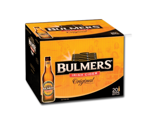 Bulmers 20 Pack carry out off licence tyrrelstown mulhuddart
