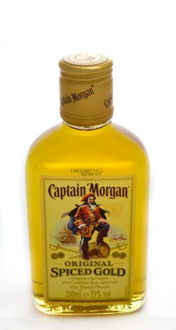 Captain Morgan Naggin 20cl carry out off licence tyrrelstown mulhuddart