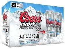 Coors 500ml 8 Pack carry out off licence tyrrelstown mulhuddart