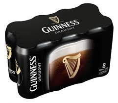 Guinness 500ml 8 pack carry out off licence tyrrelstown mulhuddart