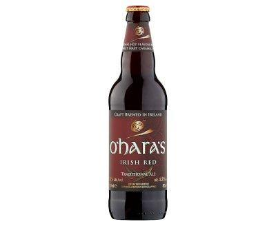 O'hara Red Ale - CarryOut Mulhuddart -  - O'hara Red Ale - Craft Beer, Home Delivery -  -Carry Out Mulhuddart - Dublin Beer Delivery - Dublin 15 Off Licence - Mulhuddart