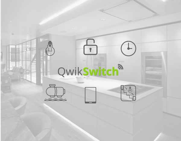 QwikSwitch - Wireless Automation and Control on
