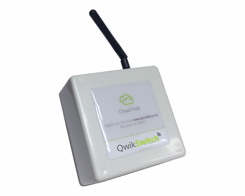 QwikSwitch GSM Cloud Hub