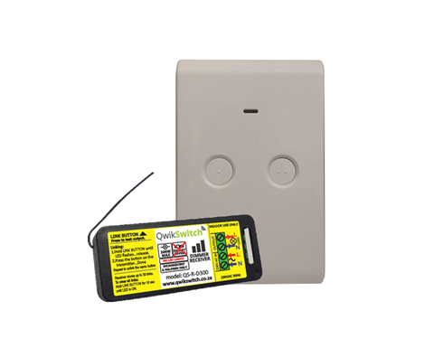 QwikSwitch D300 Dimmer Starter pack (QS-SP-D300)