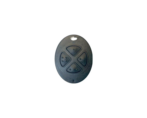 QwikSwitch 4 Button Keyring remote (QS-T-KF4)