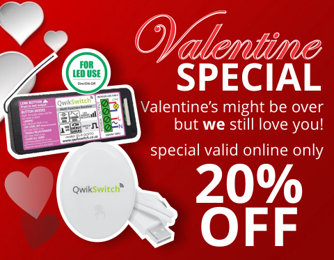 Valentine Special - Valid until 21 February 2020