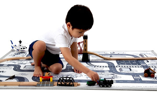 Mono Kids Road Rug Play mat 02