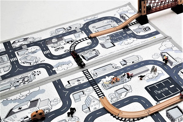 Mono Kids Road Rug Play mat 09