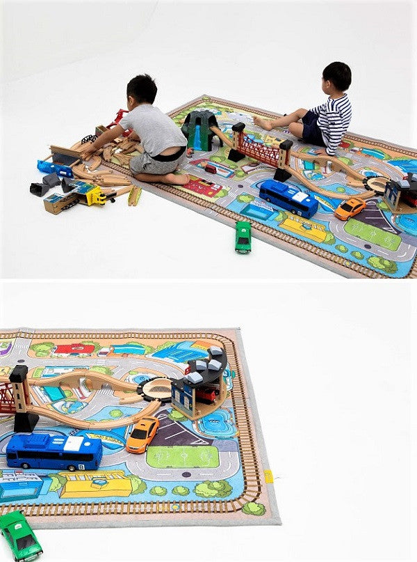 lepapa car play mat