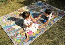 "79"" x 55"" Kids' Rug, Fairy tale Play mat"